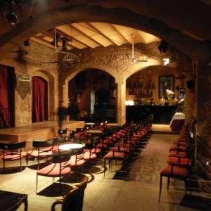 Innenansicht Flamenco Show Barcelona