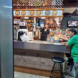 Innenansicht Cerveceria Barcelona