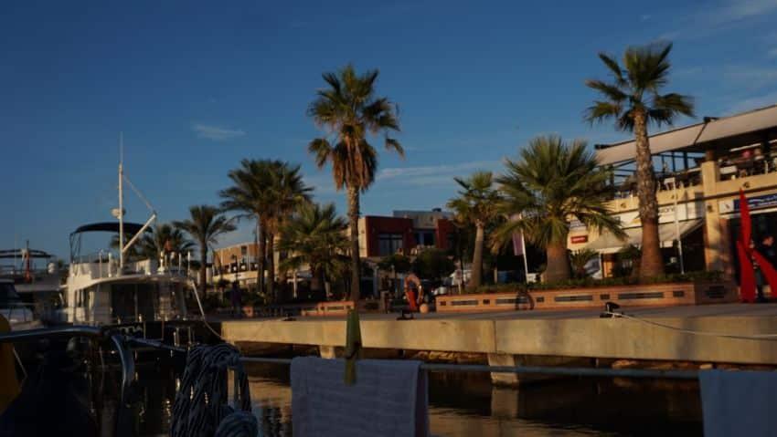Hafenpromenade Marina de Denia