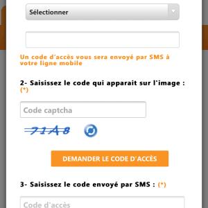 Maroc Telecom Schritt für Schritt Anleitung 3