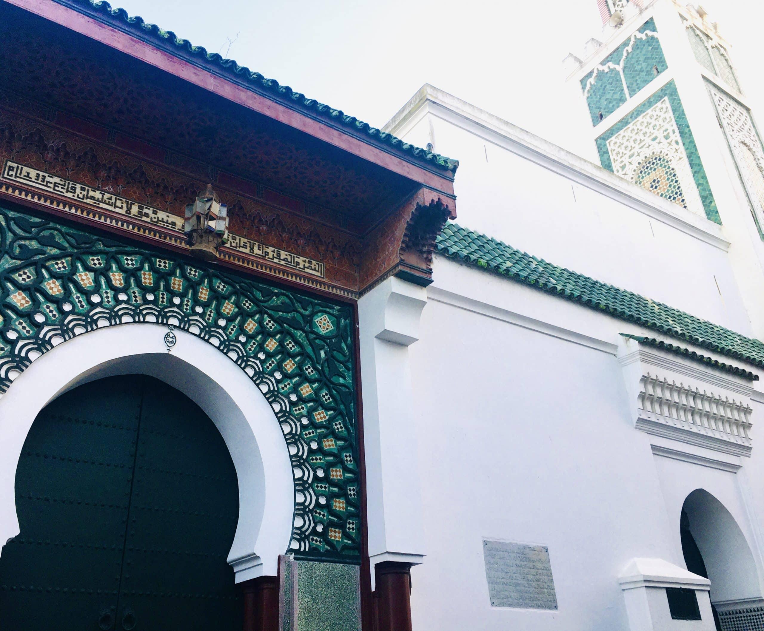 Grüne Moschee Tanger