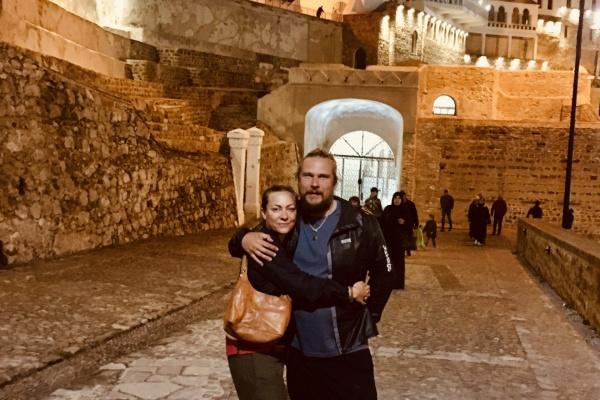 Törnbericht Marokko Altstadt Tanger