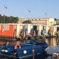 Hostel The Homeboat Company Cagliari Sardinien