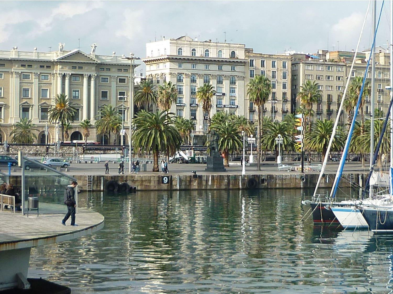 Yachthafen Reial Club Maritim Barcelona