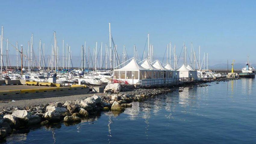 Yachthafen Marina del Sole Sardinien