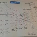Stroemungstabelle Gibraltar HW GIB -5hrs