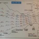 Stroemungstabelle Gibraltar HW GIB +1hrs