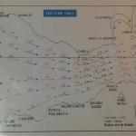 Stroemungstabelle Gibraltar HW GIB +2hrs