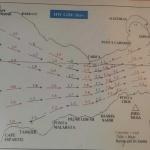 Stroemungstabelle Gibraltar HW GIB +3hrs