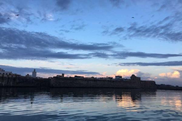 Törnbericht Marokko Hafenbecken El Jadida