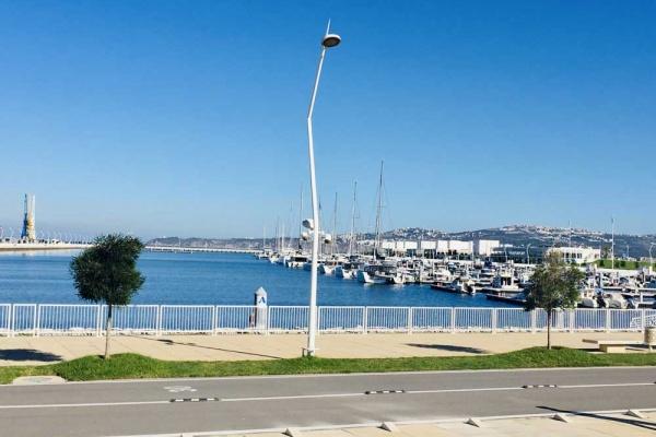 Törnbericht Marokko Marina Tanja Bay Tanger