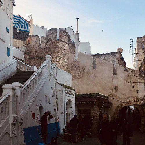 Eingang zur Medina in Tanger