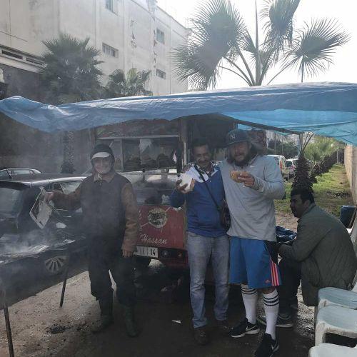 Streetfood Stand - günstig, lecker, authentisch