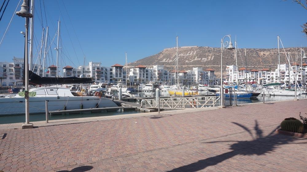 Yachthafen Agadir