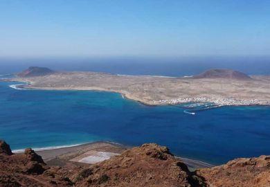 Die Insel La Graciosa